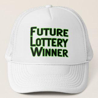 Future Lottery Winner Trucker Hat