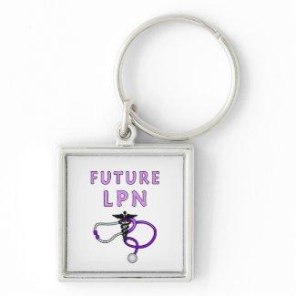 Future LPN keychain