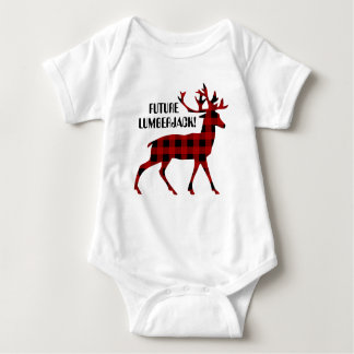 Future Lumerjack baby boy t-shirt