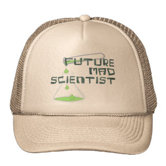 Future Mad Scientist Trucker Hat
