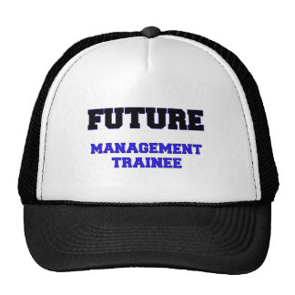 Future Management Trainee Mesh Hats