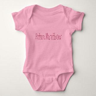 Future Marathoner Infant Creeper