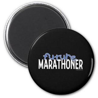 Future Marathoner Magnet