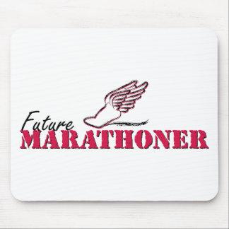 Future Marathoner Mouse Pad