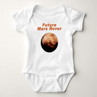 Future Mars Rover Baby Bodysuit