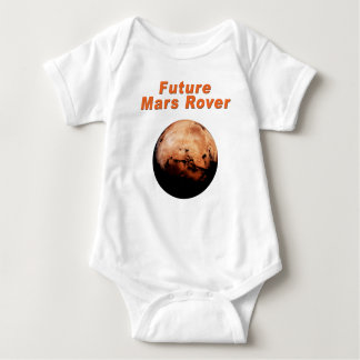 Future Mars Rover Infant Creeper
