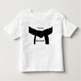 Future Martial Arts Black Belt Toddler T-shirt