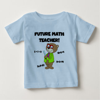 Future Math Teacher Tshirts and Gifts