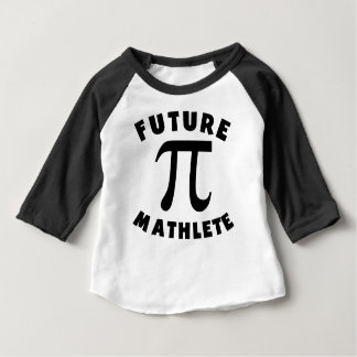 Future Mathlete Baby T-Shirt