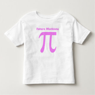 Future Mathlete Tee Shirts