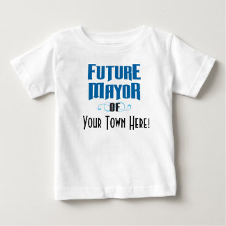 Future Mayor of Your Town Boy's Tee Shirt