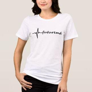 Future MD EKG Line Design T-Shirt