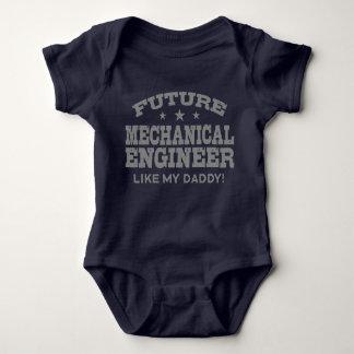 Future Mechanical Engineer Baby Bodysuit