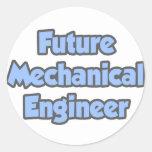 Future Mechanical Engineer Sticker