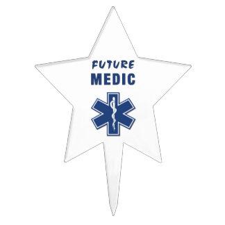 Future Medic Cake Topper