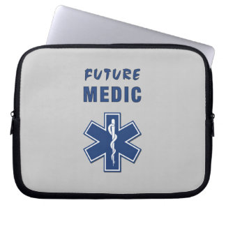 Future Medic Laptop Computer Sleeve