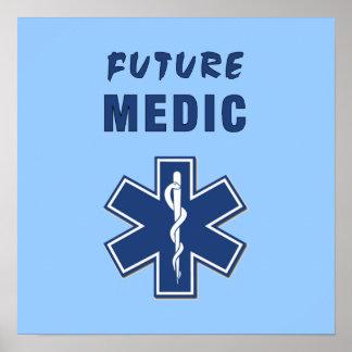 Future Medic Poster