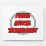 Future Medical Technologist Mousepads