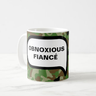 Future Military Wife? Husband? It Gets Worse Coffee Mug