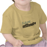 Future Millionaire - Blue Tshirts and Gifts