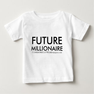 FUTURE, MILLIONAIRE, CHASEMONEY247WEAR/myspace.com Baby T-Shirt