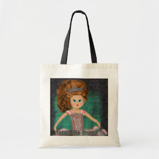 Future Miss America design Tote Bag