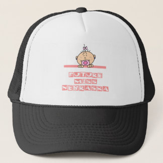 Future Miss Nebraska Trucker Hat