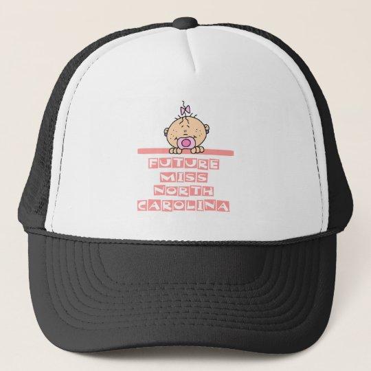 Future Miss North Carolina Trucker Hat