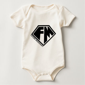 Future Missionary Products Baby Bodysuit