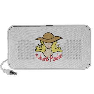 FUTURE MODEL iPod SPEAKER