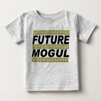 Future Mogul Baby Baby T-Shirt