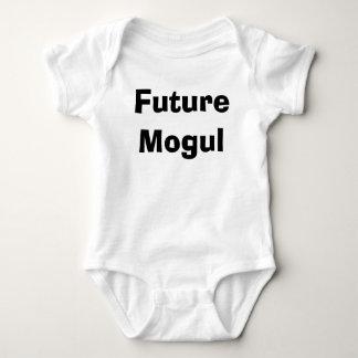 Future Mogul Baby Bodysuit