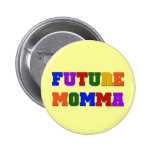 Future Momma Tshirts and Gifts Buttons