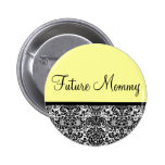 Future Mommy Buttons