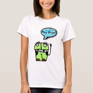 Future Monster - HEY BOYS T-Shirt
