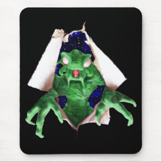 Future Monster Mouse Pad