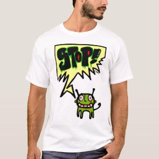 Future Monster - STOP! T-Shirt