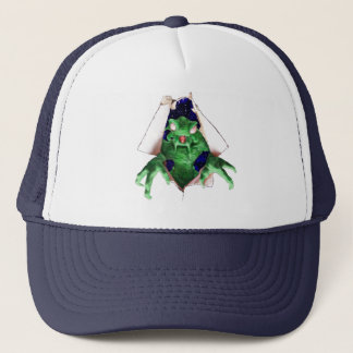 Future Monster Trucker Hat