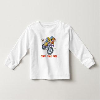 Future motocross racer toddler t-shirt