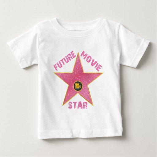 FUTURE MOVIE STAR BABY T-Shirt