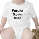 Future Movie Star Bodysuits