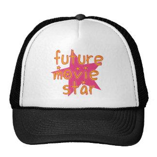 Future Movie Star Trucker Hat