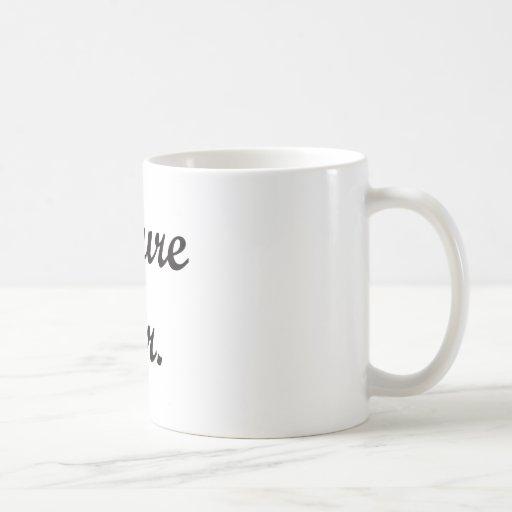 Future Mr. Classic White Coffee Mug