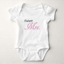 Future Mrs. Baby Bodysuit