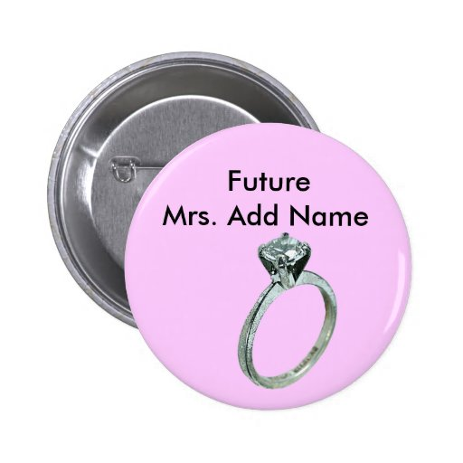 Future Mrs. Buttons Favors