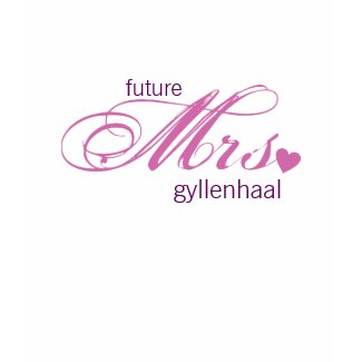 Future Mrs. Customizable T-Shirt shirt