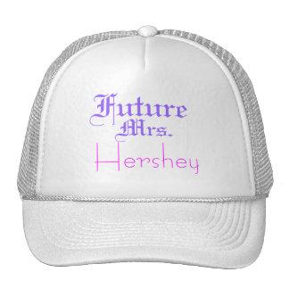 Future Mrs. Customizable Trucker Hat