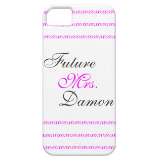 Future Mrs. Damon iPhone SE/5/5s Case