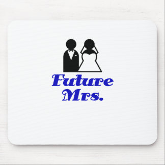 Future Mrs Mouse Pad