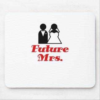 Future Mrs Mouse Pad